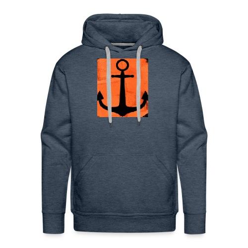 ANCRES - Sweat-shirt à capuche Premium pour hommes