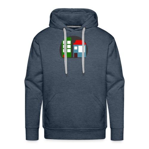 Minetopia T-Shirt - Mannen Premium hoodie