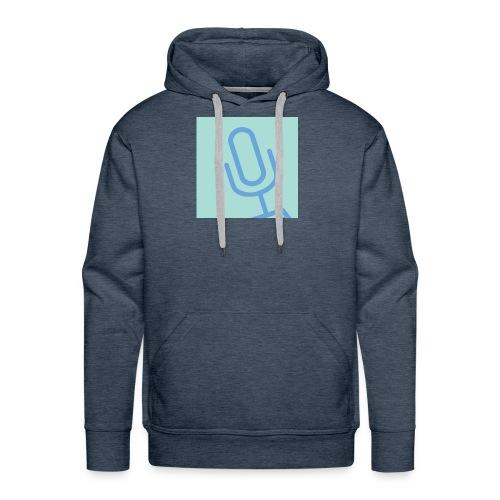 robobin logo - Mannen Premium hoodie
