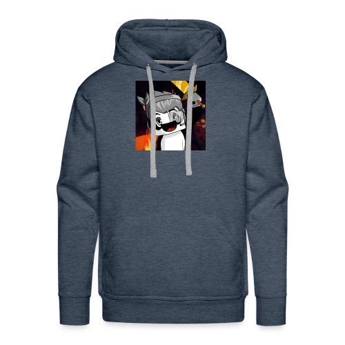 Bnjiix Marchandise - Sweat-shirt à capuche Premium pour hommes