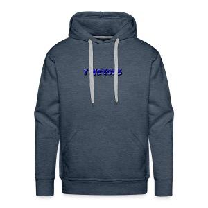 Tyvegods T-skjorte - Premium hettegenser for menn
