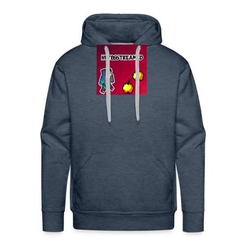 Logo kleding - Mannen Premium hoodie