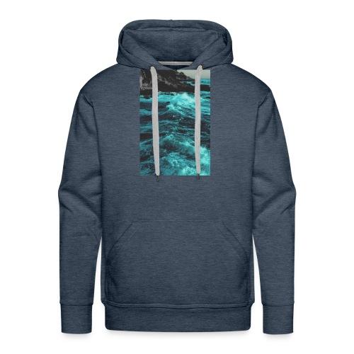 paradise-jpg - Mannen Premium hoodie
