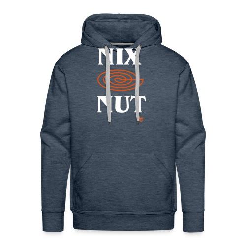 Nix_Nut - Mannen Premium hoodie