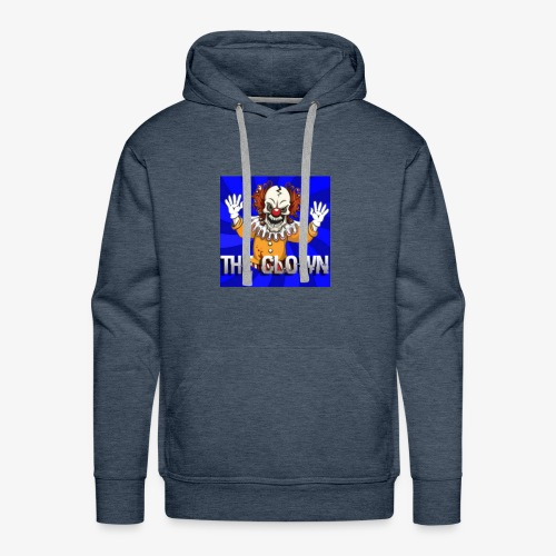 habits et accessoires avec logo de ma chaine ytb - Sweat-shirt à capuche Premium pour hommes