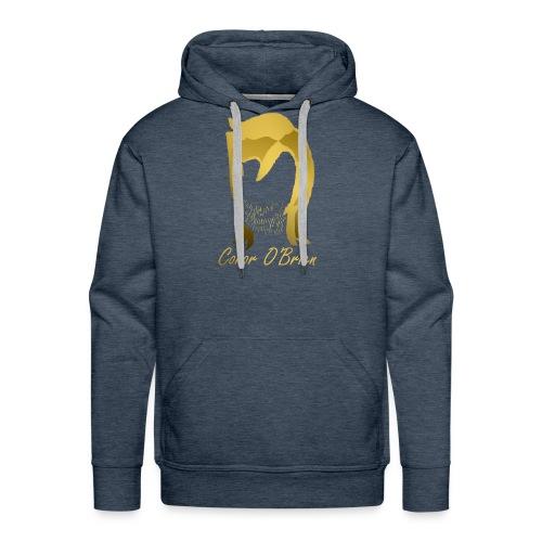 The Golden Logo - Men's Premium Hoodie