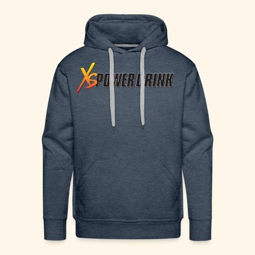 PowerDrink - Sudadera con capucha premium para hombre