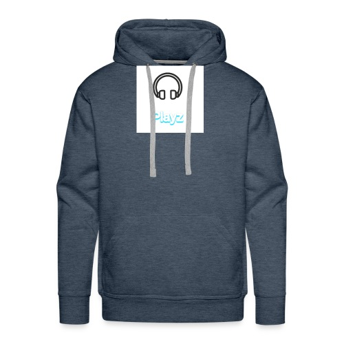 Headphone playz - Men's Premium Hoodie