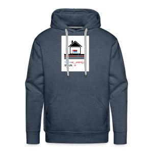 Stadsverarming Utrecht Baby romper - Mannen Premium hoodie