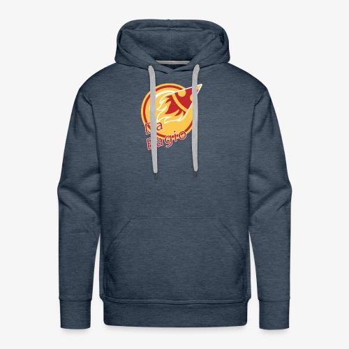 Logo - Sublimationsdruck - Männer Premium Hoodie