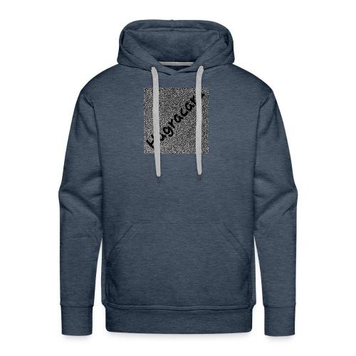 poly - Sweat-shirt à capuche Premium pour hommes