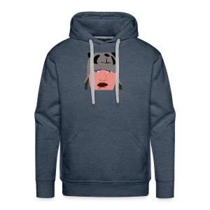 HUB PANDA - Sweat-shirt à capuche Premium pour hommes
