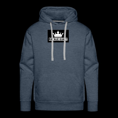 T-shirt Royale Giant - Mannen Premium hoodie