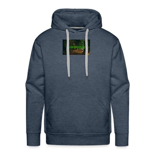 Crew-Shirt - Männer Premium Hoodie
