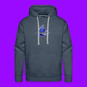 Thermalized logo - Men's Premium Hoodie