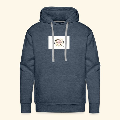 Yoo Chicoo... logo - Men's Premium Hoodie
