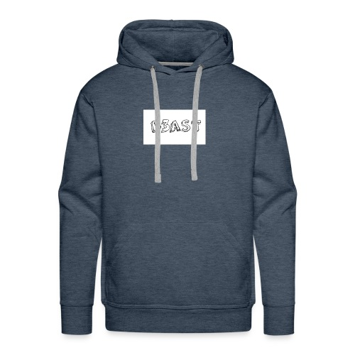 B3AST Mouse Pad - Men's Premium Hoodie