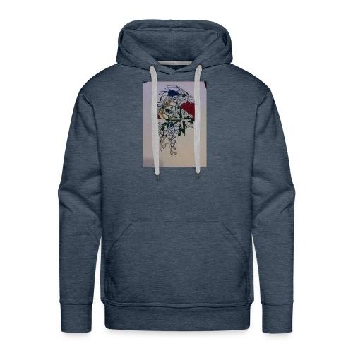 Catrina - Sweat-shirt à capuche Premium pour hommes