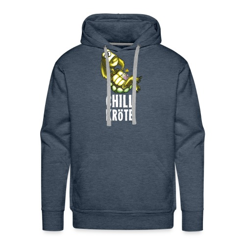 Chillkröte - Männer Premium Hoodie
