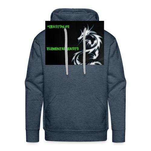 ElementalDragonYT merchandise - Men's Premium Hoodie
