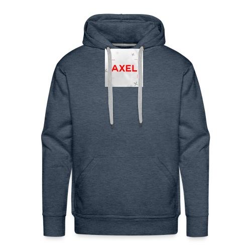 T-shirt Klein logo - Mannen Premium hoodie