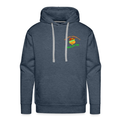 shirt2 - Männer Premium Hoodie