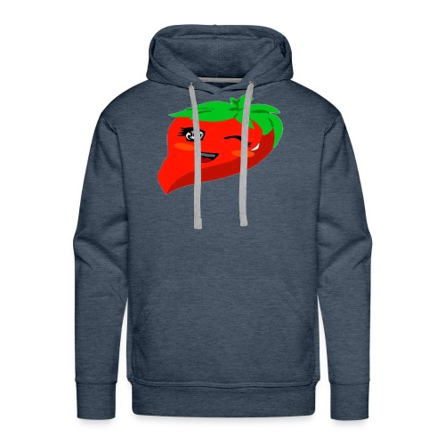 we Love Chilli - Männer Premium Hoodie