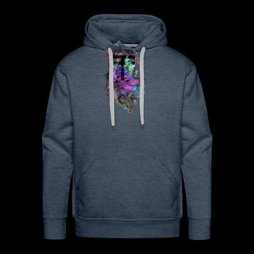 Tandal Rock - Felpa con cappuccio premium da uomo