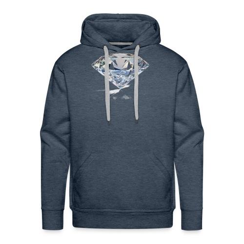 C4 Diamond - Herre Premium hættetrøje
