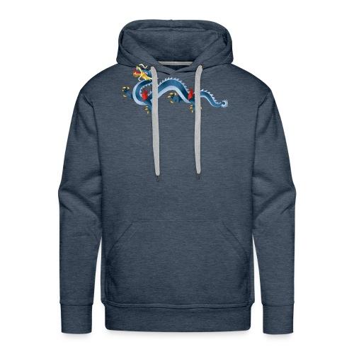 Dragon - Sweat-shirt à capuche Premium pour hommes