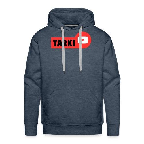 Tarki - Sweat-shirt à capuche Premium pour hommes