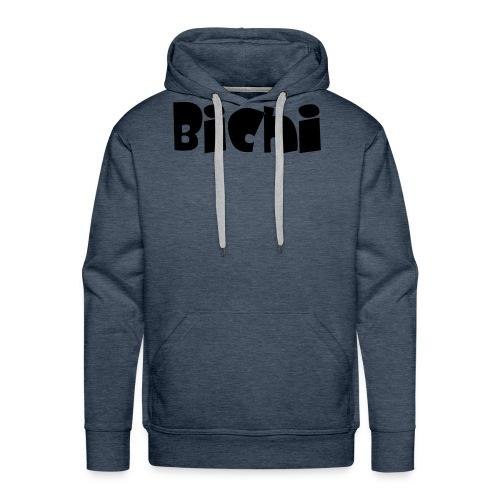 bichi camiseta - Sudadera con capucha premium para hombre