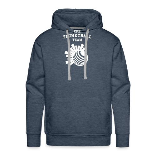 AA Hoodie - Herre Premium hættetrøje