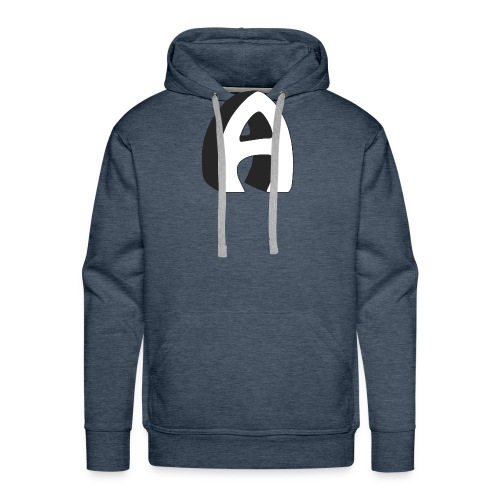 Alfa Kv | Basebal T-Shirt - Mannen Premium hoodie