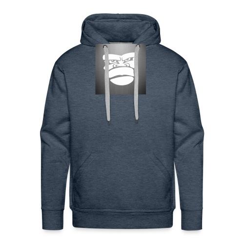 _mad_gorilla__by_marco_itri-d5sojaz - Sudadera con capucha premium para hombre