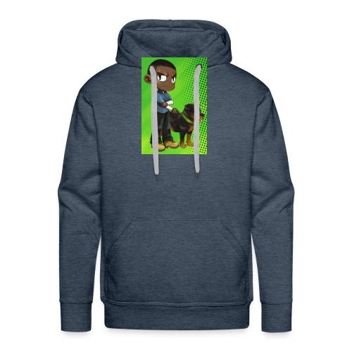 Gtav. 4 - Sweat-shirt à capuche Premium pour hommes