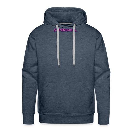 #team Supernudel - Männer Premium Hoodie