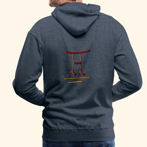 Ohm Nami Ong solo - Männer Premium Hoodie