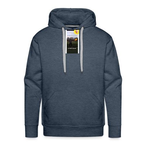 Grens Valstar - Mannen Premium hoodie