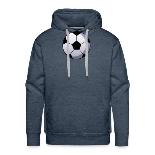 Soccer Ball - Mannen Premium hoodie