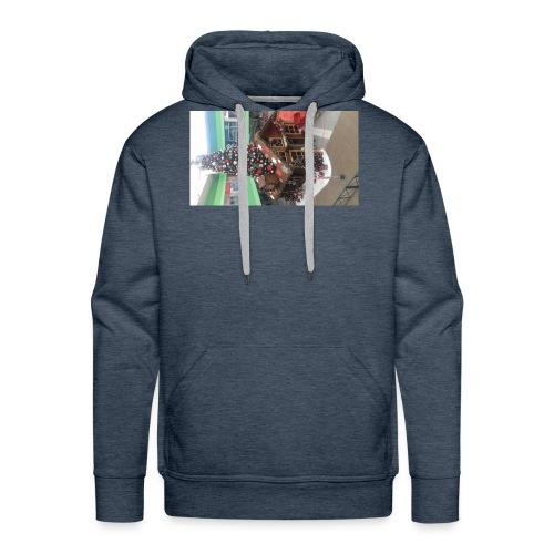 arbol navideñol - Sudadera con capucha premium para hombre