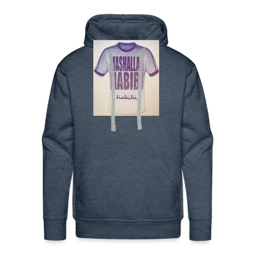 HABIBO TSHIRT - Männer Premium Hoodie