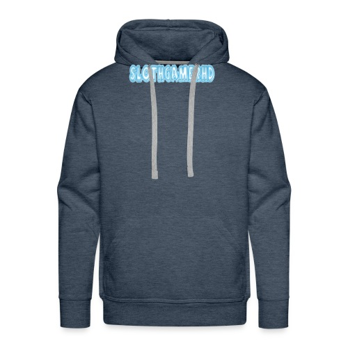 Channel Title - Men's Premium Hoodie