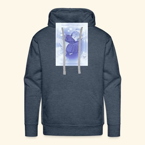 IMG 20180406 WA0004 - Sudadera con capucha premium para hombre