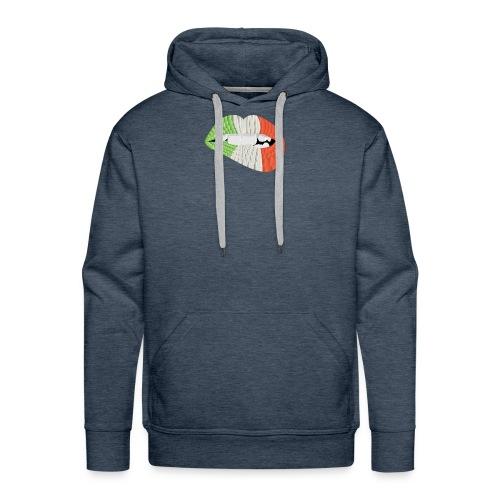 Kiss me I'm Irish - Men's Premium Hoodie