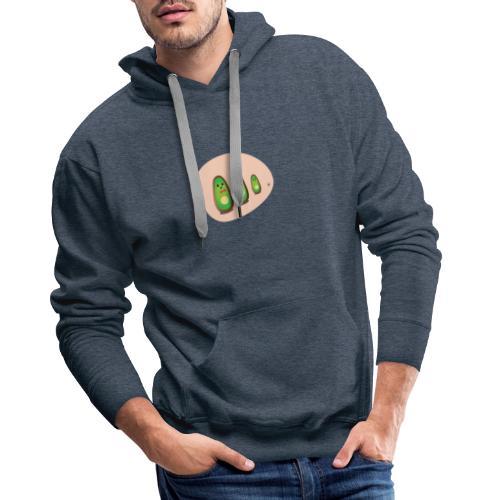 Guacamole Family - Sweat-shirt à capuche Premium pour hommes