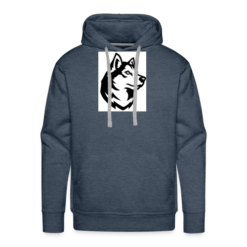 dog - Sudadera con capucha premium para hombre