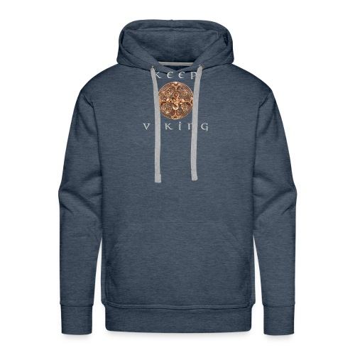 Keep Viking - Männer Premium Hoodie