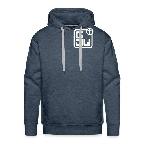 gjw logo - Männer Premium Hoodie