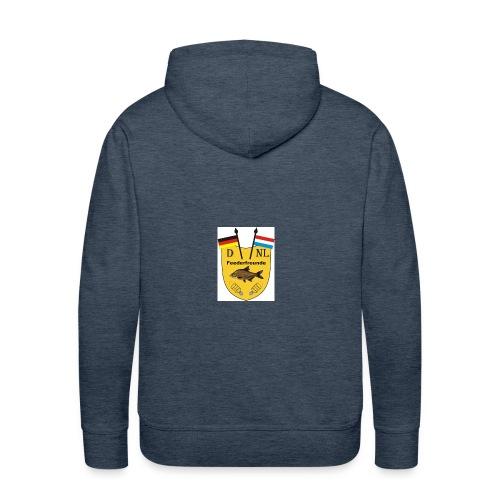 logo feederfreunde deutschlandholland - Männer Premium Hoodie